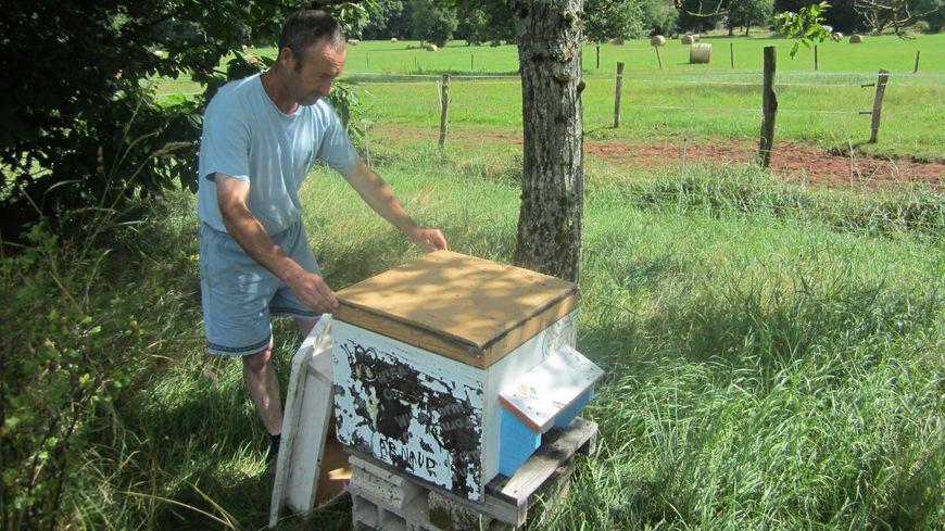 apiculteur rougemont