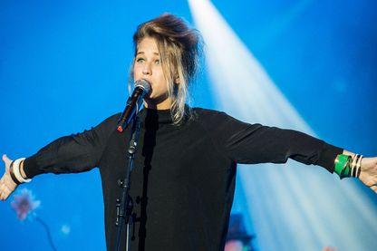 Selah Sue en live au festival Solidays