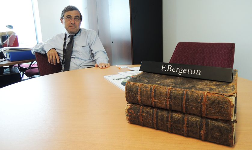 Francis Bergeron, DRH de SGS France