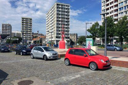 Les Buildings à Boulogne