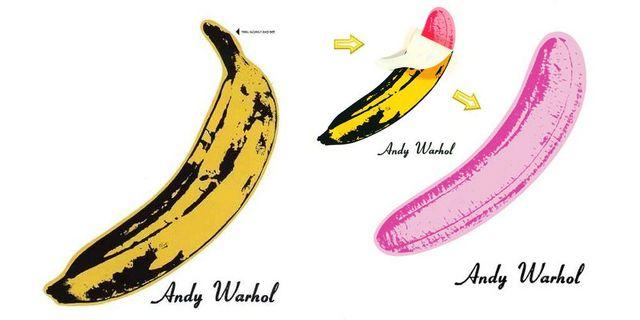 """La banane se révélait une fois qu'on la """"pelait"""""""