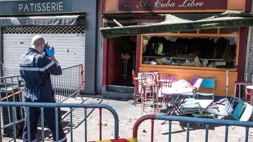 L'enquête se poursuit à Rouen deux jours après l'incendie qui a fait 13 morts et 6 blessés dan un bar de la rive gauche