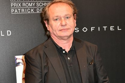 Philippe Lioret au prix Romy Schneider et Patrick Dewaere 2016, Paris