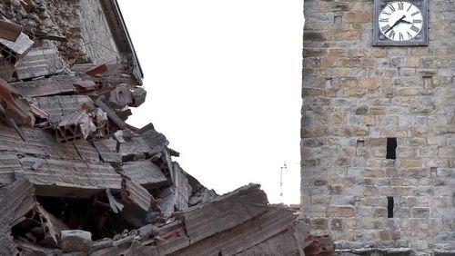 Dévastation au cœur de l'Italie