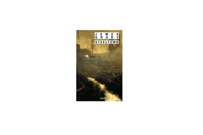 couverture de Steelown de James Grady