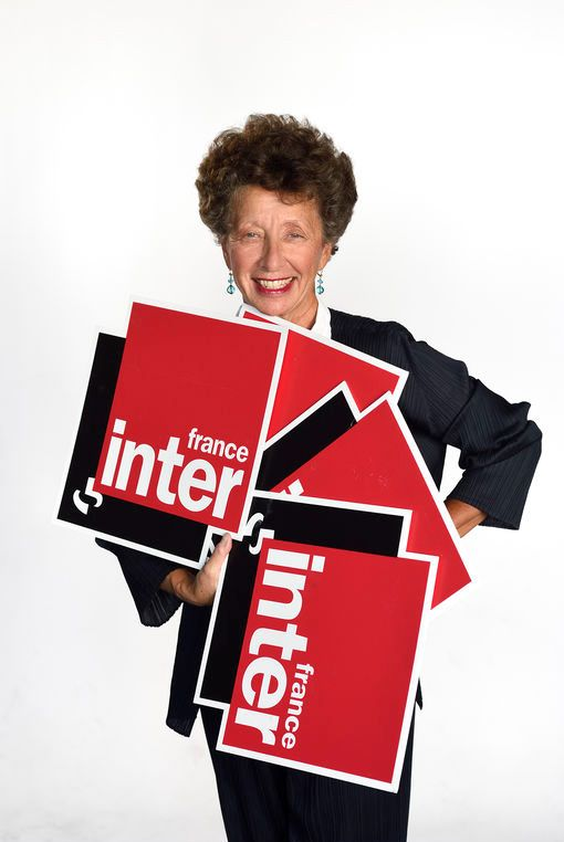 Laurence Bloch, directrice de France Inter