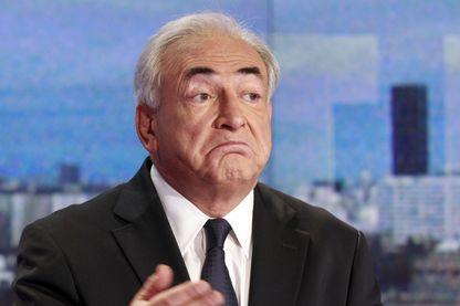 Dominique Strauss-Kahn au journal de TF1, 2011