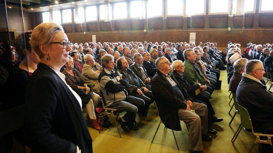 Plus de 800 anciens mineurs de charbon avaient poursuivi Charbonnages de France devant le conseil des prud'hommes de Forbach