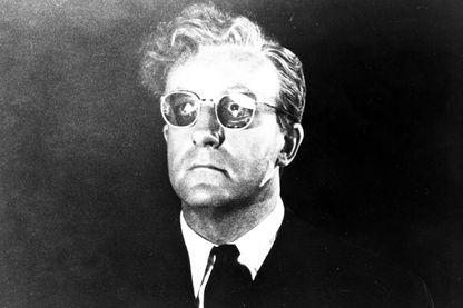 """Peter Sellers, le """"Docteur Folamour"""" de Stanley Kubrick"""