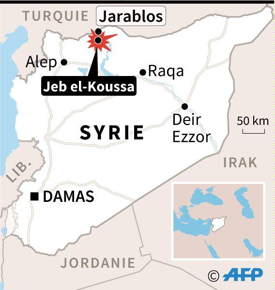 L'opération militaire turque se poursuit dans le nord de la Syrie