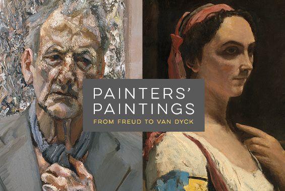 """L'exposition """"Painter's Paintings"""", à la National Gallery de Londres."""
