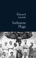 """Couverture de """"Sorbonne plage"""""""