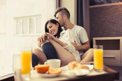 Premier réveil d'amoureux