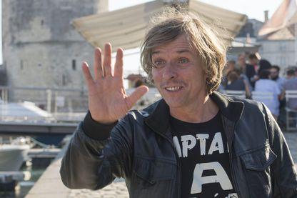 Pascal Demolon au festival de la fiction TV de La Rochelle 2015