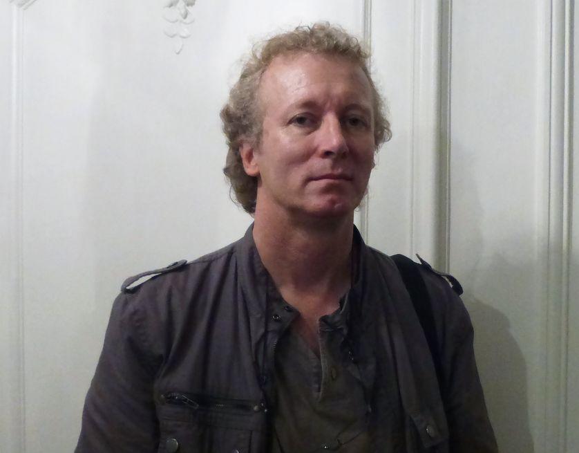 Marc Neveu, co-secrétaire général du Snesup