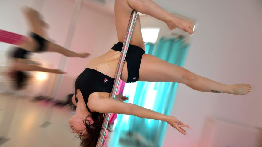 pole dance orne