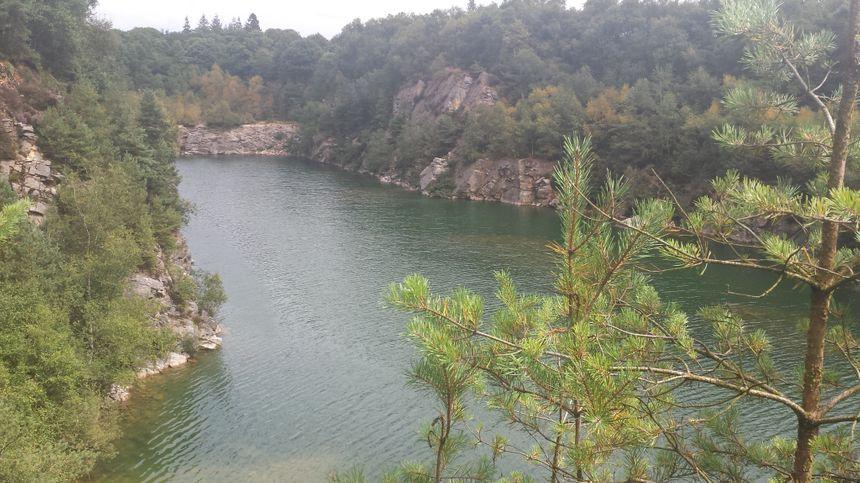 le lagon de la Sarthe