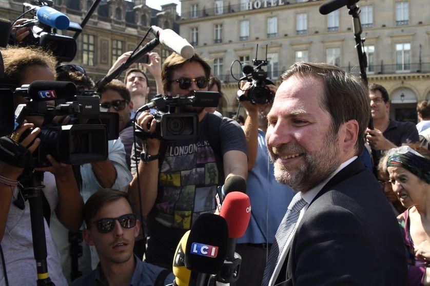 Patrick Spinosi, l'avocat de la Ligue des Droits de l'Homme qui contestait l'arrêté