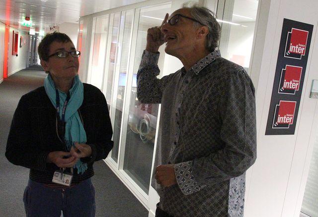 Nathalie Fontrel et Hervé Pauchon