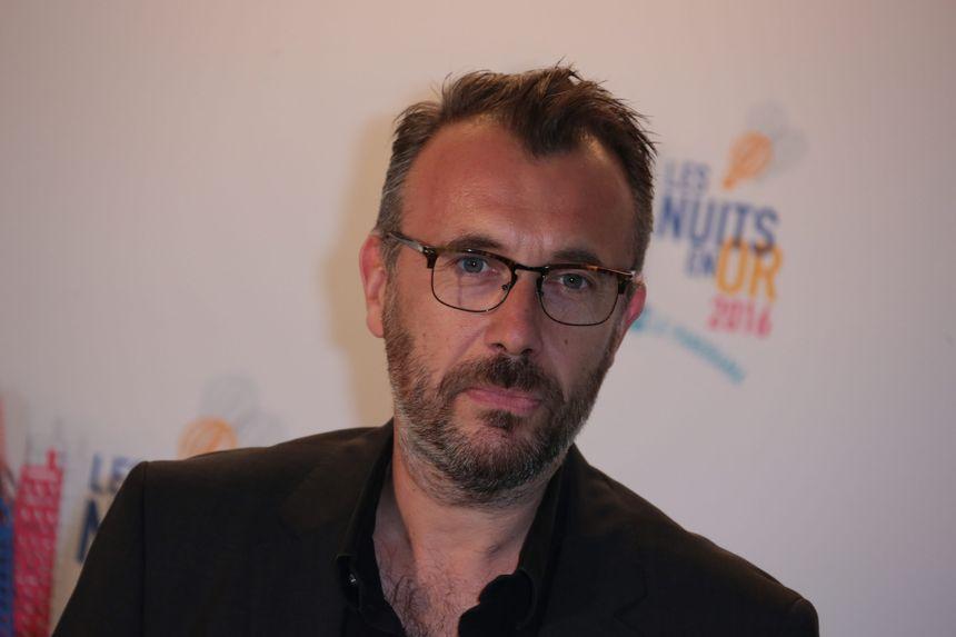 """Fred Cavayé, le réalisateur de """"Radin !"""""""