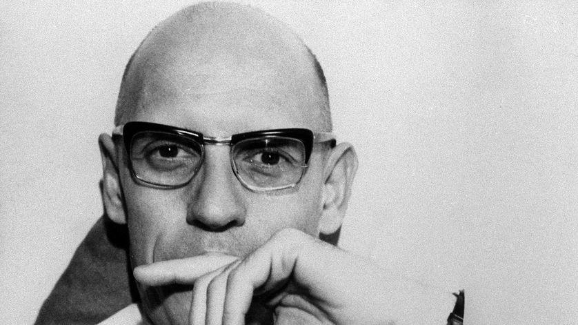 Michel Foucault en 1968
