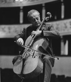 André Navarra The Cello