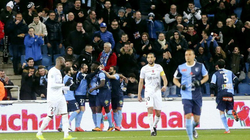 Le Havre avait battu Valenciennes 3-2 la saison passée, grâce notamment à un doublé de Mousset