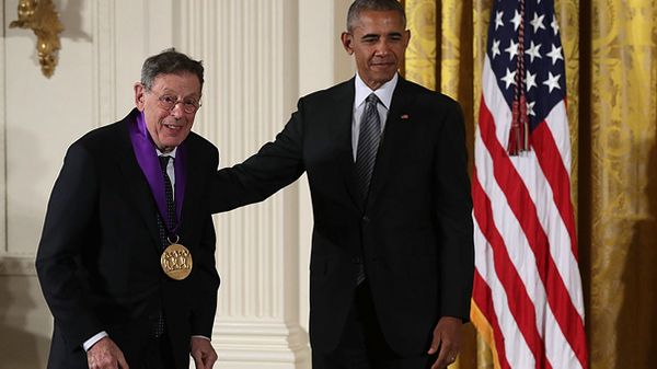 Philip Glass récompensé par Barack Obama