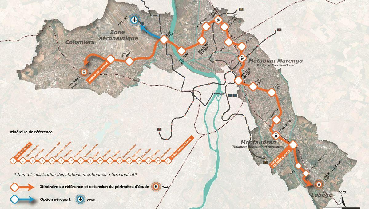 Toulouse. Le retour du transport amoureux dans le métro