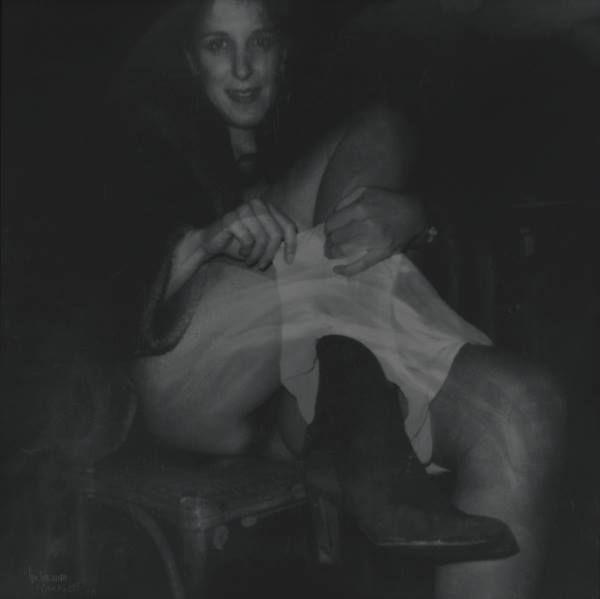 Ces deux images, signées DIRK BREACKMANN, ont été acheté par le collectionneur Guy Duquesne dans les années 80'. L'artiste belge doit représenter son pays à la biennale de Venise en 2017