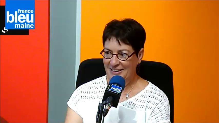 Marietta Karamanli, députée socialiste de la Sarthe