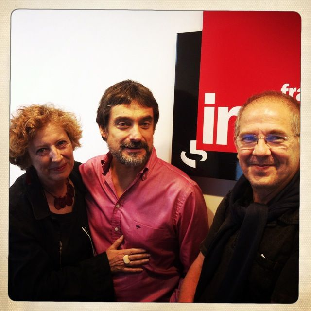 Catherine Dérioz, Jacques Damez et Guy Duquesne