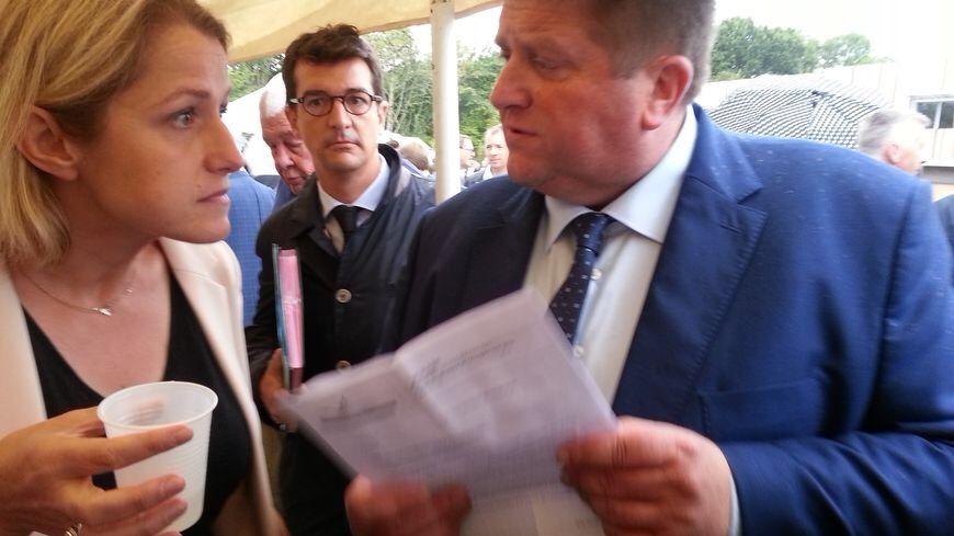 Incompréhension entre Barbara Pompili et Willy Schraen autour d'un courrier signé du secrétariat d'Etat à la Biodiversité