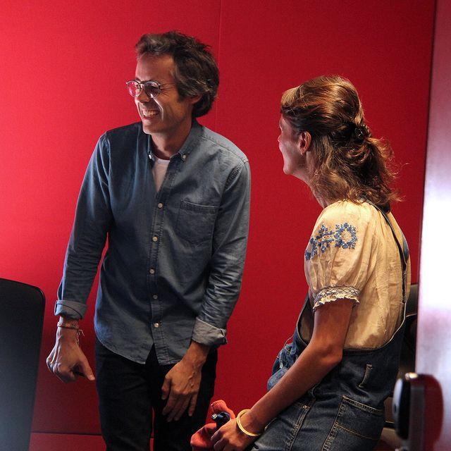 Yann Barthès et Sonia Devillers