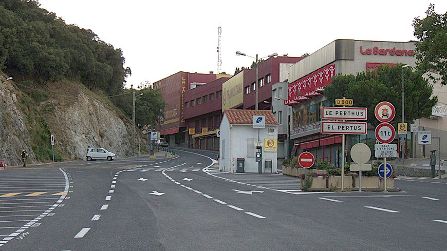 frontiere espagnole