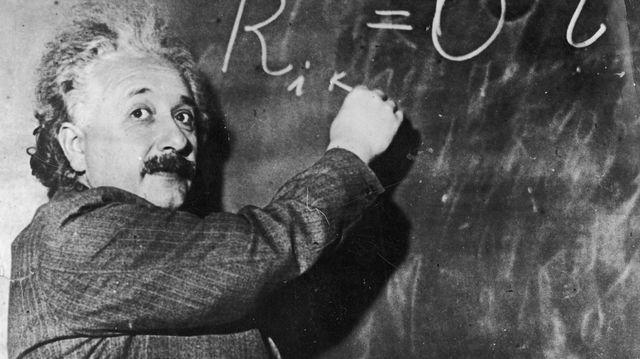 Einstein dans les années 1930
