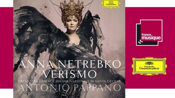 Coffret Verismo d'Anna Netrebko - édition limitée