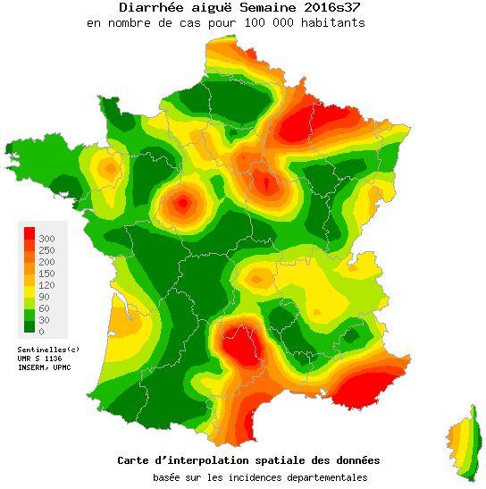 Le seuil épidémique a été dépassé en Lorraine