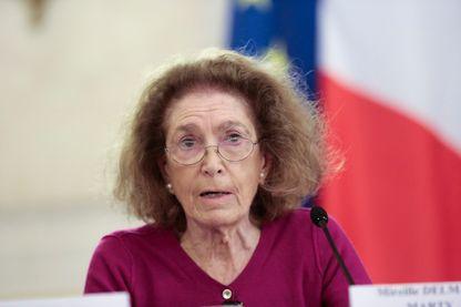 Mireille Delmas-Marty, 23ème Journée du Livre politique a l 'Assemblée Nationale