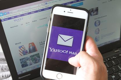 Yahoo news et messagerie Yahoo