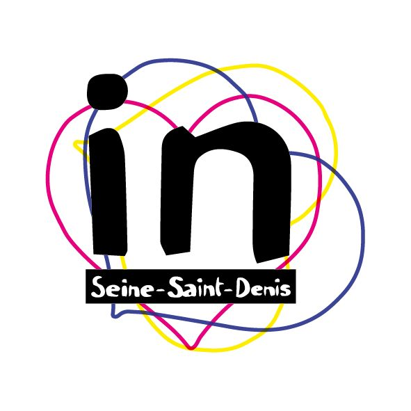 "Le logo de la marque ""In Seine-Saint-Denis"""