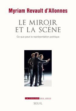 Couverture Le Miroir et la Scène