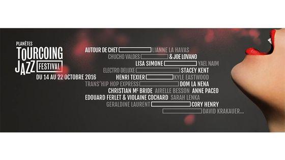 Le Tourcoing Jazz Festival fête ses 30 ans pour cette édition 2016