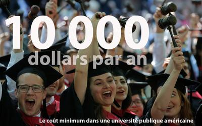 USA 2016 : le coût exorbitant de l'université
