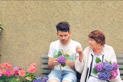 Grandmas Project, un projet de Jonas Pariente