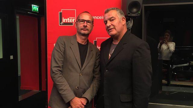 Laurent Rigoulet et Magyd Cherfi