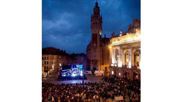 Retransmission en direct de La Cenerentola de Gioachino Rossini depuis l'Opéra de Lille