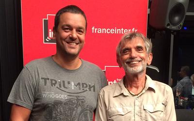 Joan Sfar et Baudoin