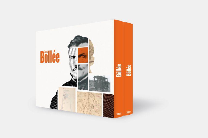 Le catalogue Bollée est disponible à la vente
