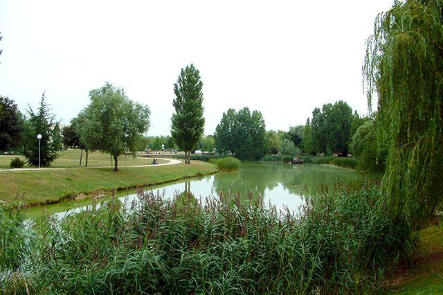Parc de Meckenheim